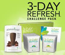 refresh challenge pack